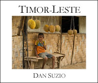 Timor-Leste photography book